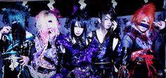 Kiryu 己龍 Very extravagant band and really renown. I even see other Visual Kei artist cosplay Kiryu's vocalist Mahiro : D Amazing band! #visualkei #jrock