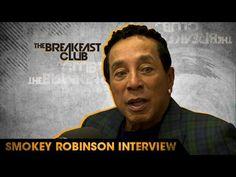 Smokey Robinson Discusses Motown, Playing Music During Segregation Days ...
