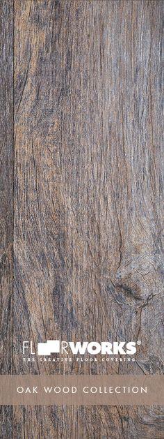 Can you believe it's #LVT #Flooring ? // #Floorworks ® Oak Wood #Plank Collection // Burnished Oak Wood // Learn more & order samples here http://matsinc.com/commercial-flooring-products/contract-flooring/luxury-vinyl-planks/floorworks-oak-wood.html