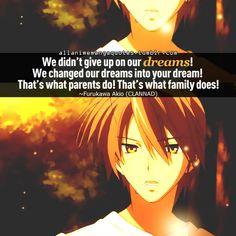 Furukawa Akio (Clannad) Anime isn't as bad as you think. It can teach you so much.