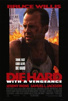 Die Hard with a Vengeance (1995) ****