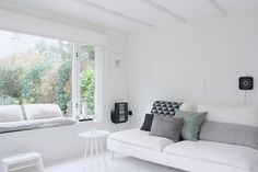 Homes With Heart: Scandinavian Style Dutch Cottage
