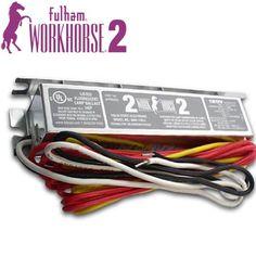 WH2-120-L Fulham Work Horse 2 Fluorescent Ballast | 120V