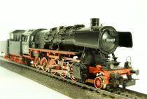 Märklin H0 - 3084-2 - Stoomloc met cabinetender BR 050 van de DB