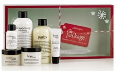 Philosophy The Care Package - great products, great pressie!