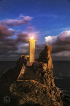 Dellys light house,Algeria