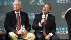 The World Cup of Hockey 2016 is the start of what the NHL and NHL Players' Association hope becomes an expansive international schedule. NHL Commissioner Gary Bettman and NHLPA executive director Donald Fehr said Wednesday the goal is to build off of the eight-team tournament with future events that could feature NHL games overseas, exhibition games between NHL teams and those from European leagues, a Ryder Cup-style North America vs. Europe tournament and more.
