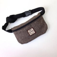 Handmade Fanny Pack festival bum bag hip bag purse gym bag Belt bag Utility belt Vegan Cute fanny pack fanny pack Hip Belt bag Utilitybag