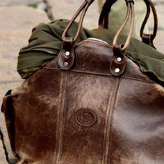 Weathered Bag