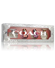 Coach House of Coach Fragrance Coffret - Perfume - Beauty - Macy's