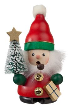 Incense Smokers Santa Claus, Incense Smoker