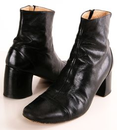 Visions of the Future: ANN DEMEULEMEESTER BOOTS @Michelle Flynn Flynn Coleman-HERS