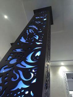 Interior Design, Renovation, Decoration, Furniture - archiparti is an award-winning interior design management service for go-getters. Columns Decor, Interior Columns, Ceiling Decor, Wall Decor, Home Interior, Interior Design, Pillar Design, Green Facade, Plafond Design