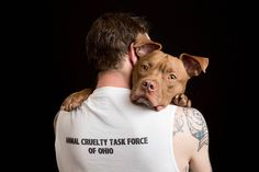 Tattoos and Rescues: Steffen and Chesty