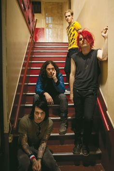 Image result for frank iero danger days photoshoot