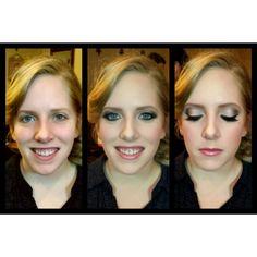 Bridal makeup. Dallas brides. Classic bridal makeup. Makeup by Wendy Zerrudo. MAC products