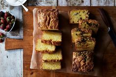 Sturdy enough to grill, fry, and turn into ice cream sandwiches, too sour cream pound cake