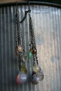 Amy Hanna earrings