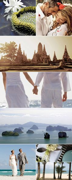 Romantic weddings abroad in Thailand - wedding Romantic Weddings, Unique Weddings, Summer Weddings, Beach Weddings, Destination Weddings, Plan Your Wedding, Wedding Tips, Dream Wedding, Getting Married Abroad