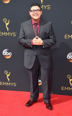 Rico Rodriguez from 2016 Emmys Red Carpet Arrivals