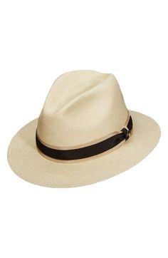 Men's Tommy Bahama Panama Straw Safari Hat -