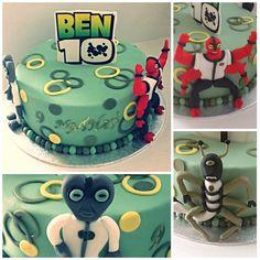 Ben10 cake!