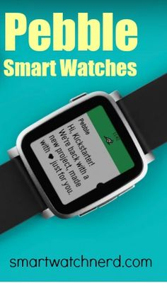 abe4b11d5 26 Best Smart Watch Collections images | Apple watch, Pebble watch ...