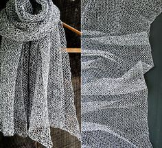 Diy Crochet And Knitting, Summer Knitting, Easy Knitting, Diy Embroidery Frame, Free Knit Shawl Patterns, Knitting For Charity, Ravelry, Wrap Pattern, Knit Fashion