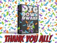 DIG DOWN DWARF - The Award Winning Strategic Dice Game! by Jason Glover — Kickstarter