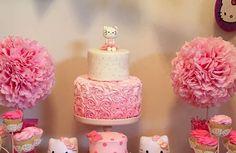 Käuferfoto Felisa Wilson (Artikel wurde mit der Etsy app for iPhone bewertet) Monkey Birthday Parties, Lego Birthday Party, Baby Girl First Birthday, Birthday Ideas, Kylie Birthday, Birthday Gifts, Hello Kitty Photos, Hello Kitty Baby, Hello Kitty Themes