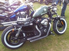 Frequent design now, but still cool. WsM Bike Night. UK