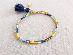"""Résultat de recherche d'images pour """"design bracelet rocaille simple"""""""