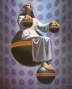 Tome of the Mortal Vessel — Richard Corben cover art for Heavy Metal magazine,. Heroine Marvel, Heavy Metal, Cyberpunk, Art Science Fiction, Pulp Fiction, Arte Sci Fi, 70s Sci Fi Art, 80s Sci Fi, Psy Art