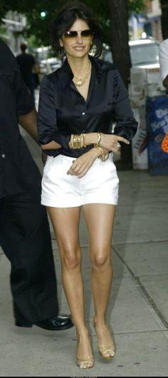 Penelope Cruz Street Style Fashion - My Real Style