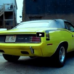 Hot American Cars U2014 Highly Optioned 1970 Plymouth Cuda Convertible |.