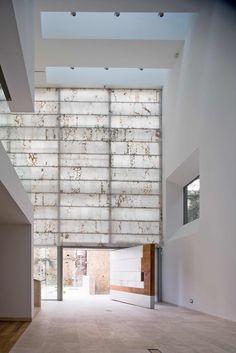 estudio pardotapia arquitectos / museo arqueológico de asturias, oviedo