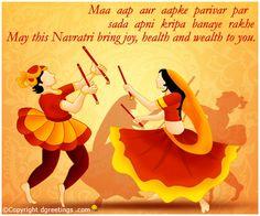 Dgreetings    Enjoy the festive occasion of Navratri...