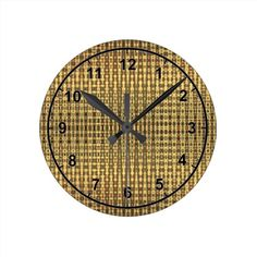 Tick great timepieces off the list with fantastic Abstract clocks from Zazzle. Personalise pre-existing designs or create your own one-of-a-kind wall clock today! Something To Do, Household, Clock, Abstract, Design, Watch, Summary, Clocks, Design Comics