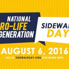 NationalProLifeSidewalkDay