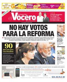 Edición 16 de Abril 2015  El Vocero de Puerto Rico
