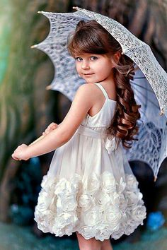 Flower Girls - Flower Girls & Little Boys Flower Girls, Flower Girl Dresses, Girls Dresses, Fashion Kids, Trendy Fashion, Beautiful Children, Beautiful Babies, Cute Kids, Cute Babies