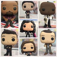 10 best gifts for teens: Custom Funko Pop from Little Pop Workshop (Brooklyn 99 cast shown here) | Small business holiday gift guide 2002 cool gifts for kids | gifts for teen boy | gifts for teen girl | Christmas gifts for teens | Hanukkah gifts for teens | holiday gifts for kids | shop small | personalized gifts | custom gifts | gifts for geeks | pop culture gifts #giftsforteens #giftguide #holidaygiftguide #funkopop
