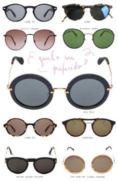 9a35096f1171e 69 melhores imagens de óculos de sol e grau   Sunglasses, Eye ...