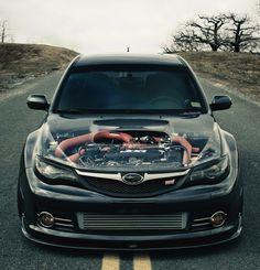 STI... It looks beast #BestofStance & #SlammedWhips!