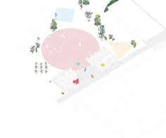 fala atelier architecture drawing ursy