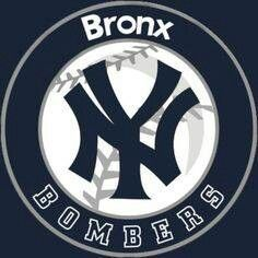 Bronx Bombers - Love the name! Yankees Baby, Yankees Logo, Yankees News, New York Yankees Baseball, Yankees Nursery, Mlb, Architecture Design, Curtis Granderson, Mickey Mantle