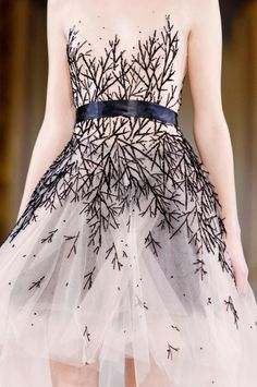 Yanina Couture S/S 2016 Haute Couture - Details