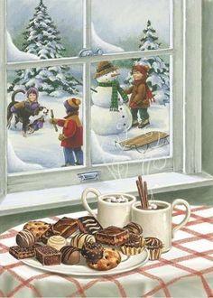 Winterfreuden:)