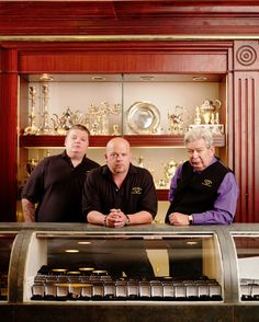Pawn Stars - really enjoy the history info they provide as well as the business & economic aspects of running a business.
