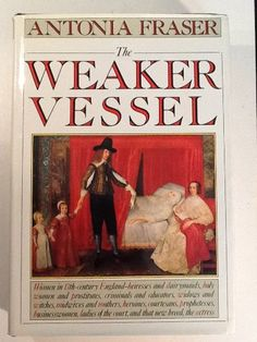 The Weaker Vessel by Antonia Fraser -- history of British women/queens/etc. recommended by Katy  http://www.amazon.com/dp/0394513517/ref=cm_sw_r_pi_dp_npRIwb0GD6DB4